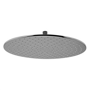 ALFI Brand 15.75-in Polished Chrome Round Multicolor LED Rain Shower Head