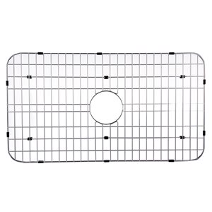 ALFI Brand 30.13-in Stainless Steel Protective Grid for AB532 and AB533 Kitchen Sinks