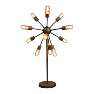 Warehouse of Tiffany Celia 12-light Edison Table Lamp
