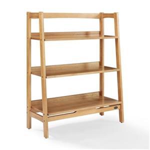 Crosley Furniture 43.5-in x 36-in x 14.75-in Acorn Landon Bookcase