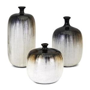 IMAX Worldwide Elon Vases (Set of 3)
