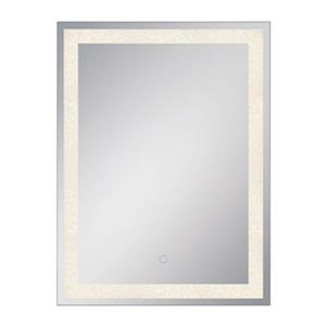 Eurofase LED Rectangle Back-Lit Integrated Wall Mirror