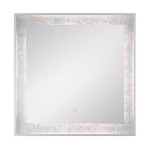 Eurofase LED Square Edge-Lit Integrated Wall Mirror