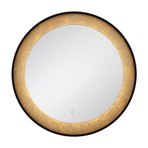 Eurofase LED Round Edge-Lit Integrated Wall Mirror
