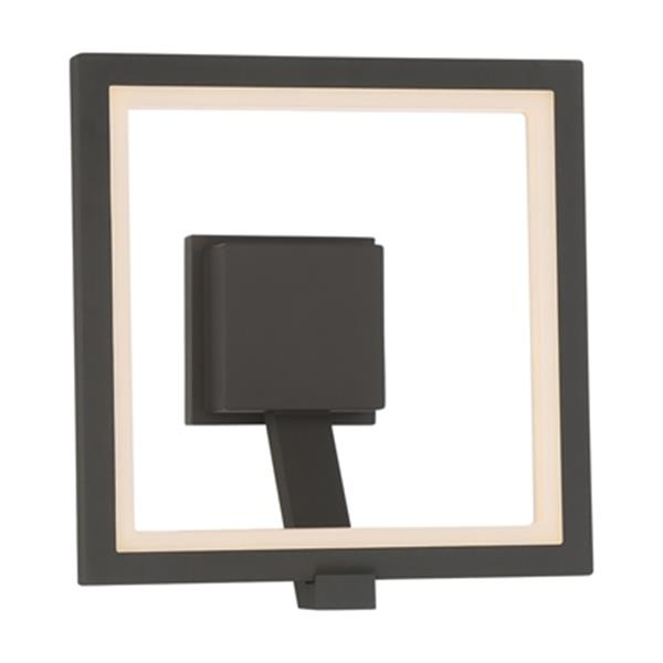 Eurofase Gray Outdoor Integrated LED Sconce