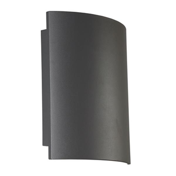 Eurofase Graphite Grey Outdoor Integrated LED Sconce