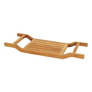 ARB Teak & Specialties 31.5-in Coach Bathtub Caddy Seat