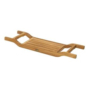 "ARB Teak & Specialties Coach Bathtub Caddy Seat - 34.5"" - Teak - Natural Wood"