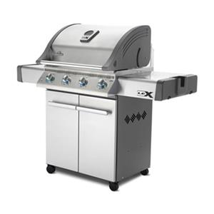 Barbecue au gaz naturel Napoleon, 48 000 BTU, inox