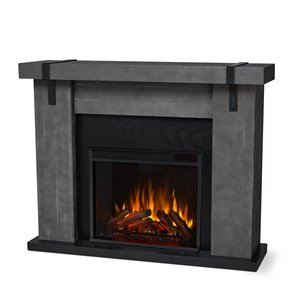 Real Flame Aspen Electric Fireplace,9220E-GBW