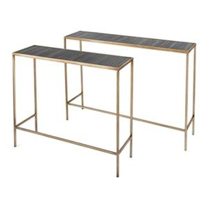 IMAX Worldwide Torren Console Tables (Set of 2)