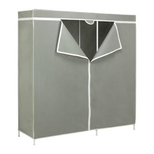 Honey Can Do 60-in Wardrobe with Cover,WRD-03746