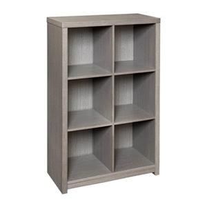 Honey Can Do 4-Cube Premium Laminate Organizer Shelf,SHF-014