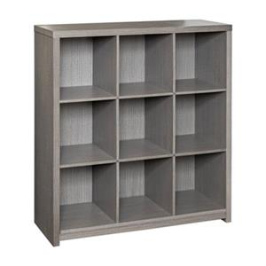 Honey Can Do 9-Cube Premium Laminate Organizer Shelf,SHF-014