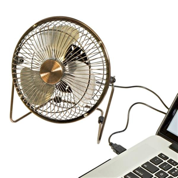 Honey Can Do USB Powered Desk Fan