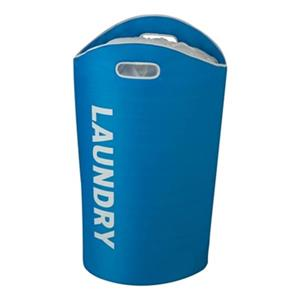 Honey Can Do Blue Foam Laundry Tote