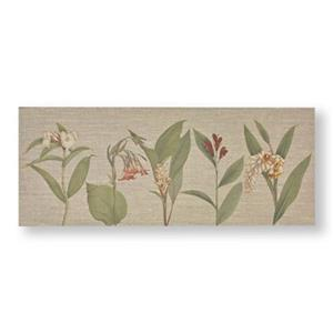 Graham & Brown 15.70-in 39.40-in Botanical Bliss Printed Canvas