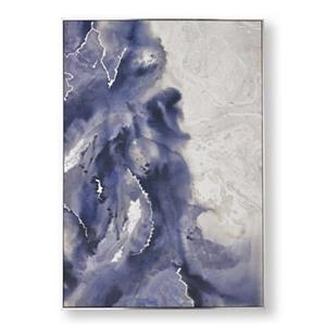 Graham & Brown 39.40-in x 27.60-in Waves Abstract Printed Canvas