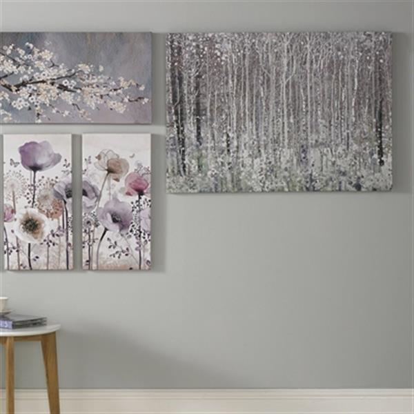 Graham & Brown 27.60-in x 39.40-in Water Colour Woods Canvas Art