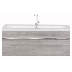 Meuble-lavabo mural Trough, 42