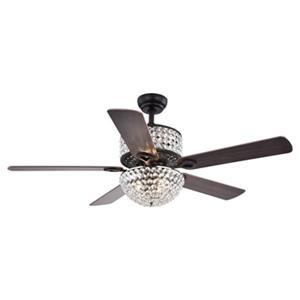 Warehouse of Tiffany Laure 52-in 6-Light Ceiling Fan