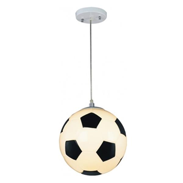 Bethel International 10-in Black / White Soccer Ball Mini