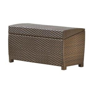 Best Selling Home Decor 51.4-in L x 22-in 118-Gallon Multi-Brown Deck Box