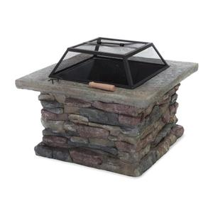Corporal Outdoor Fire Pit - 29