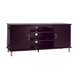 Prepac Premier Black TV Cabinet