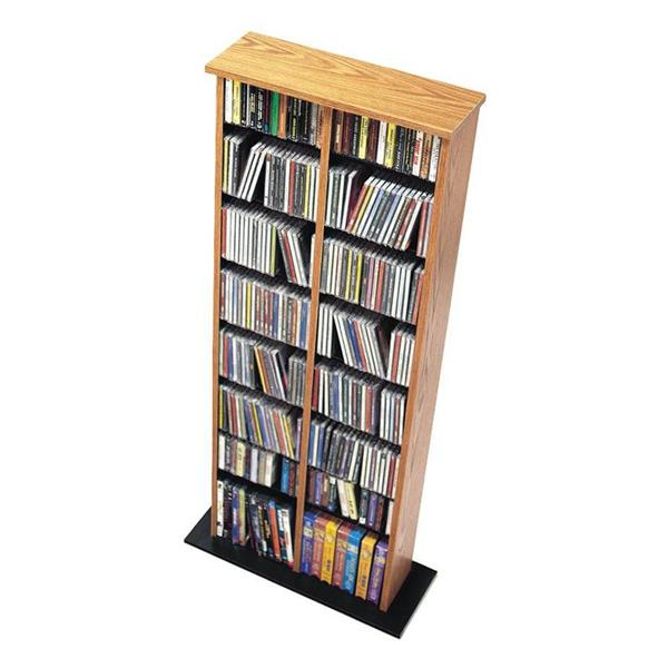 Prepac Furniture Double Multimedia Storage