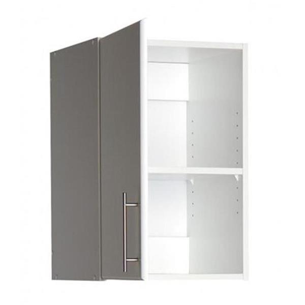 Prepac Elite 16 In W Wood Composite Wall Mount Utility Storage