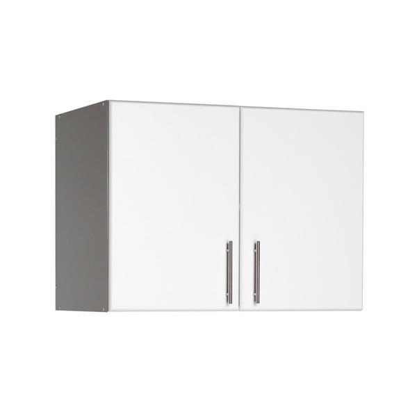 Prepac Elite 32-in W Wood Composite Wall-Mount Utility Storage Cabinet