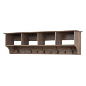 Prepac Hanging Entryway Shelf