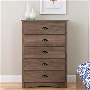 Prepac Salt Spring 5-Drawer Chest