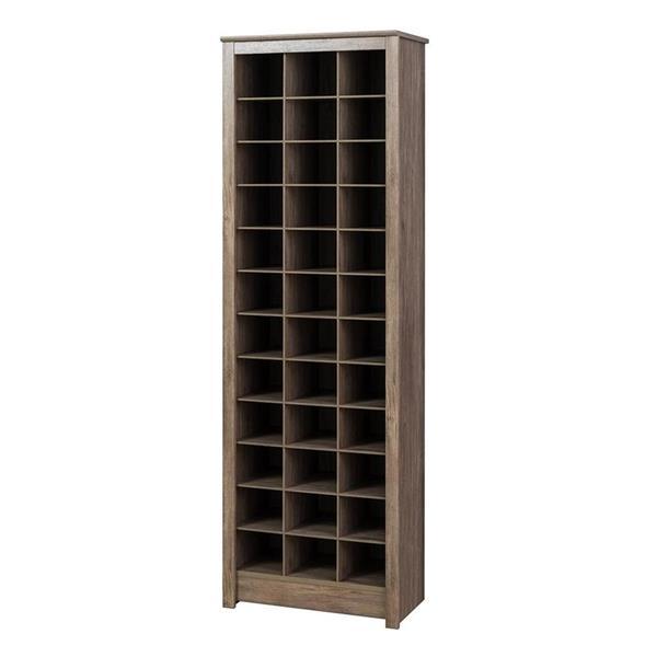 Prepac - Cabinet de rangement à casiers