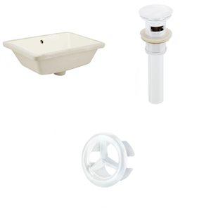 Sink Set - 18.25