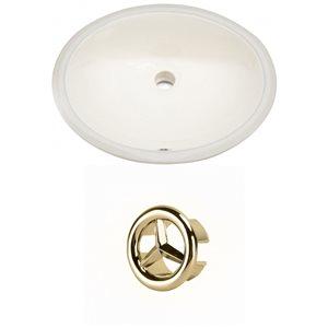 Undermount Sink Set - 19.5