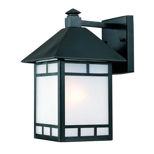 """Luminaire extérieur à 1 ampoule, 14"""""""