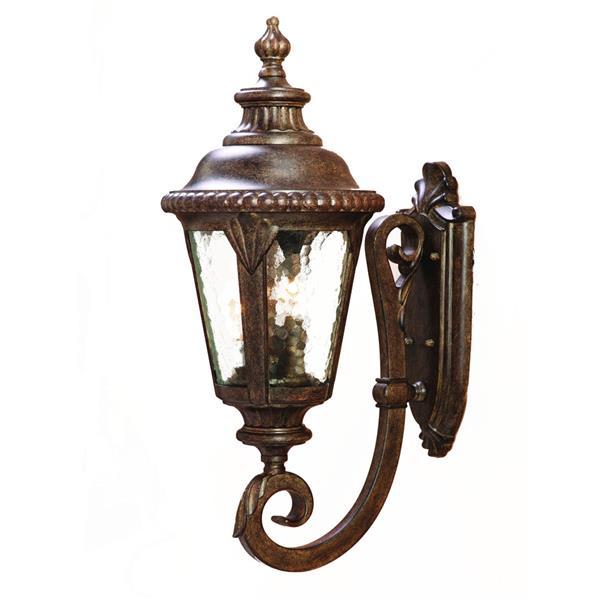 Luminaire extérieur à 3 ampoule Surrey