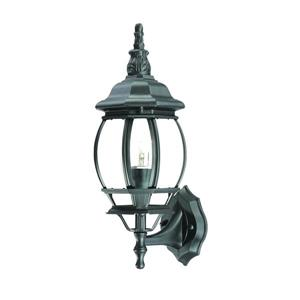 Acclaim Lighting Chateau Matte Black 1-Light Upward Mounted Exterior Wall Lantern