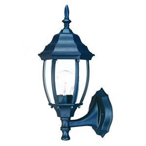 Acclaim Lighting Wexford 15.5-in Matte Black Outdoor Wall Lantern
