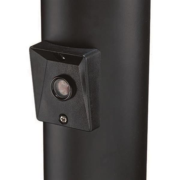 Acclaim Lighting Matte Black Photo Sensor Control for Light Posts