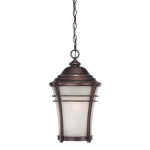 Acclaim Lighting Vero 18.50-In x 10.50-In Architectural Bronze 1 Light Outdoor Hanging Lantern
