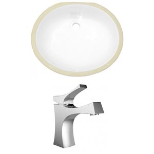 Undermount Sink Set - 19.5