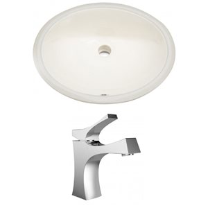 Undermount Sink Set - 19.75