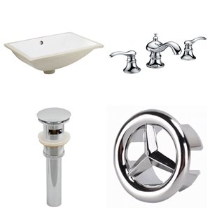 Undermount Sink Set - 20.75
