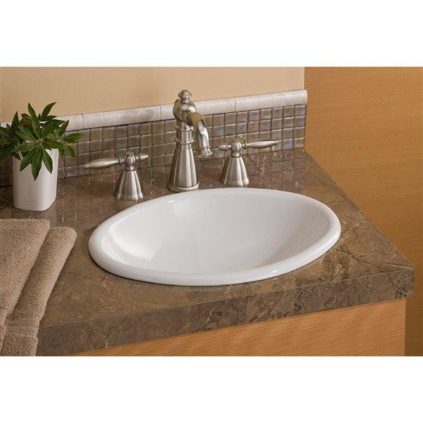 Cheviot Mini Drop In Or Undermount, Bathroom Sinks Undermount Small