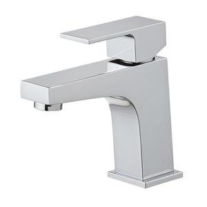 Cheviot City Monoblock Bathroom Sink Faucet - Chrome