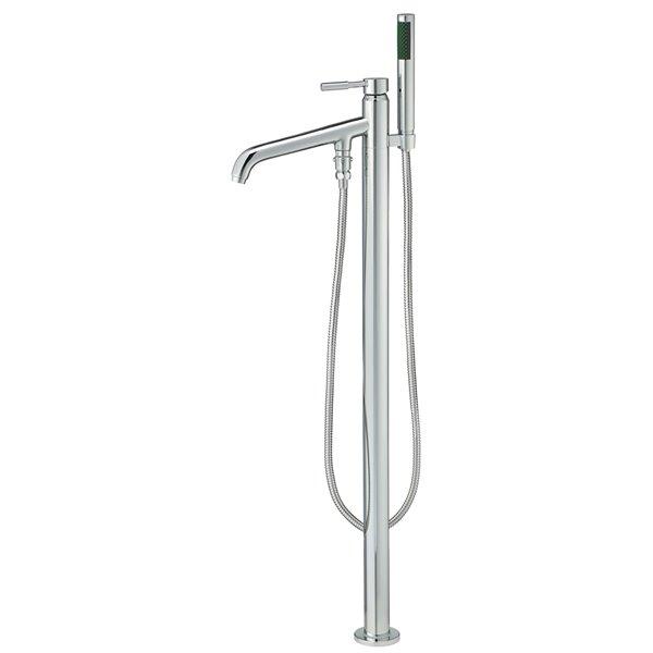 Cheviot Free-Standing Bathtub Faucet - Chrome