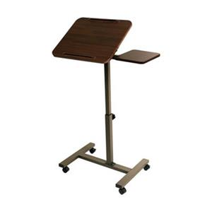 Vancouver Classics WEB234 Mobile Laptop Desk With Side Table